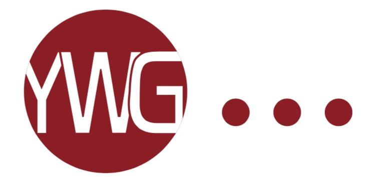国際貿易YWG株式会社ロゴ